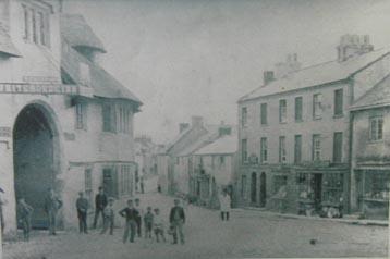 Maiden Newton Photographs